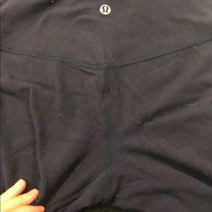 "lululemon athletica Pants - Lululemon Align Leggings 25"" True Navy Size 4"